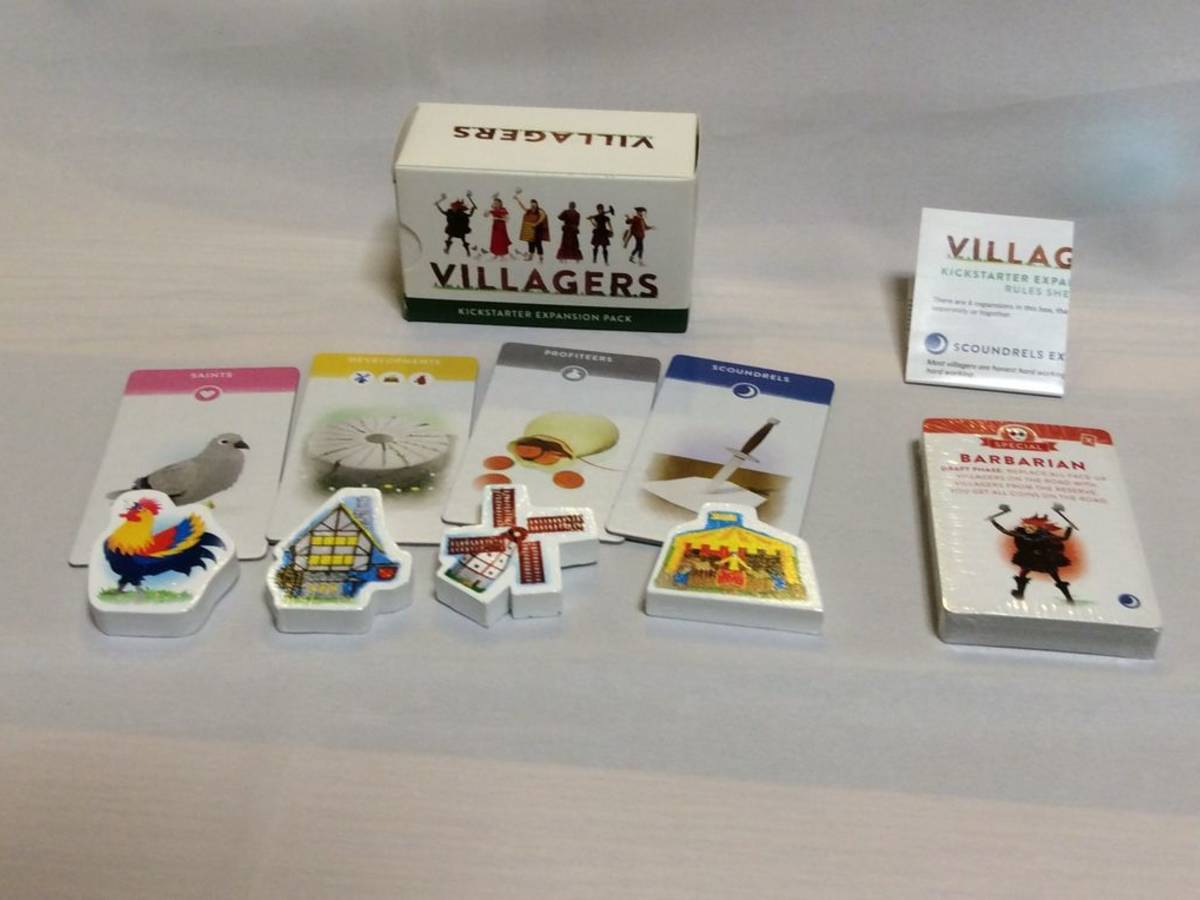 ヴィレジャーズ(Villagers)の画像 #54122 malts_yさん