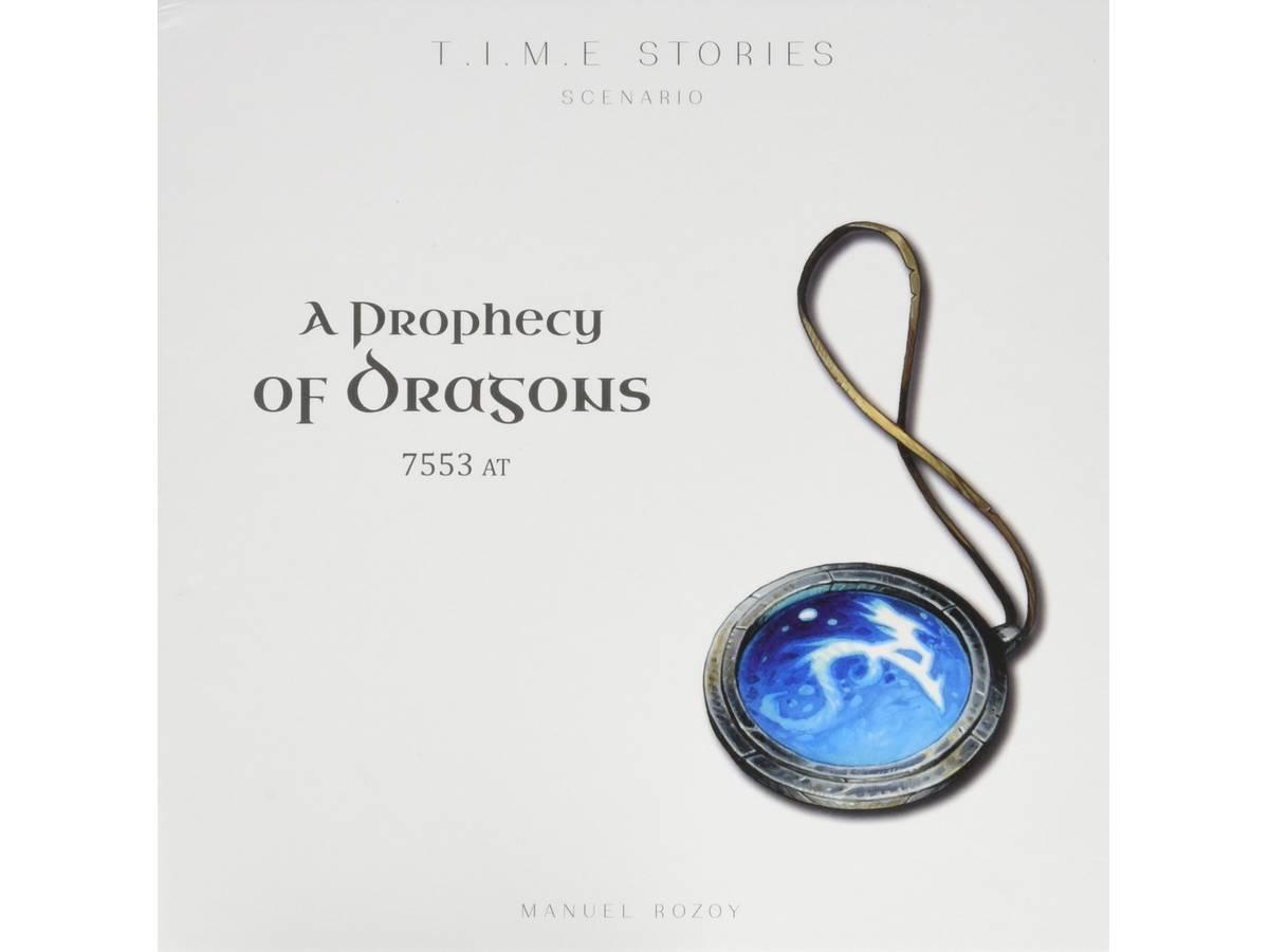 タイムストーリーズ:龍の預言(拡張)(T.I.M.E Stories: A Prophecy of Dragons)の画像 #34954 まつながさん