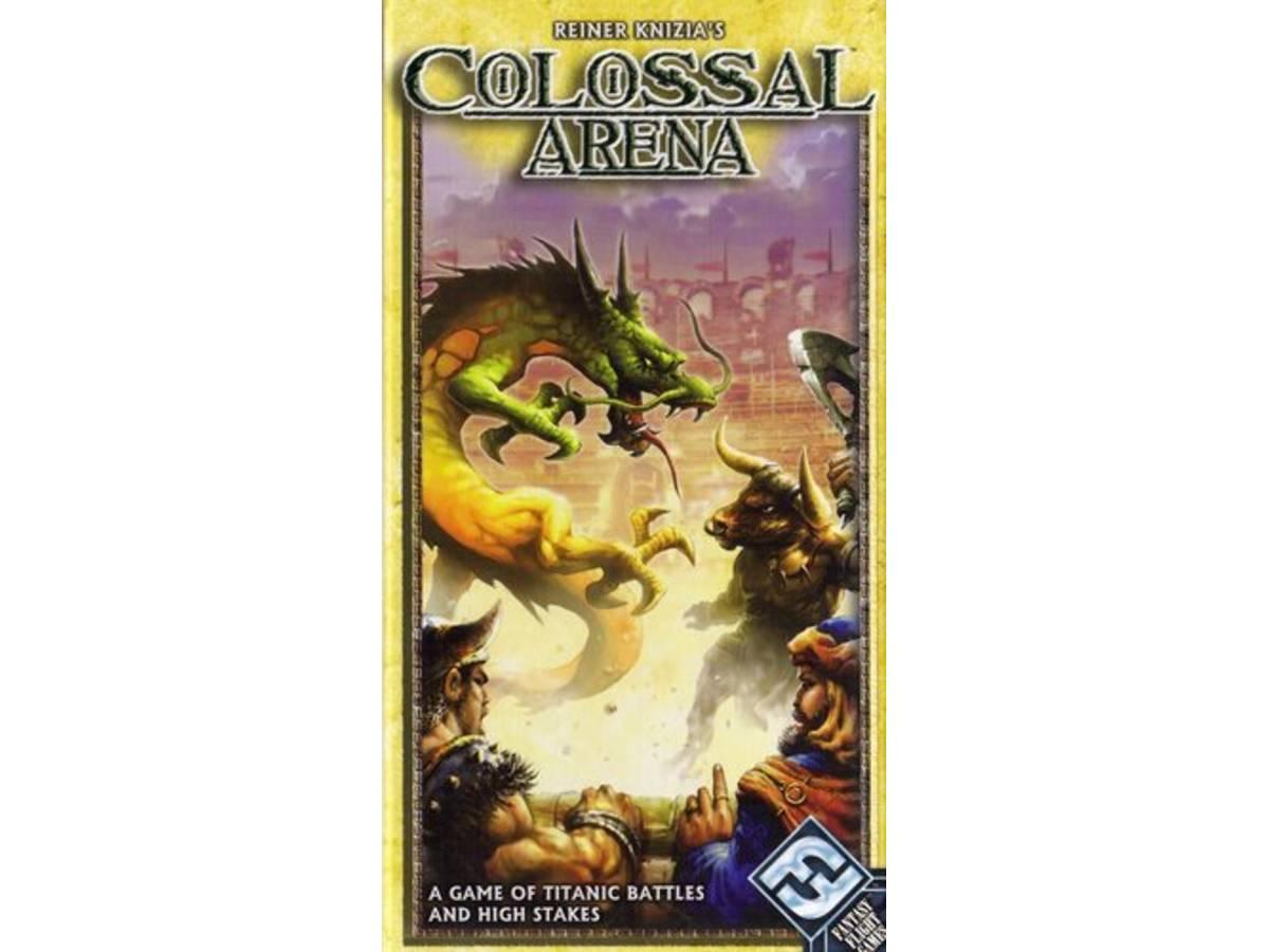 コロッサル・アリーナ(Colossal Arena)の画像 #32318 先世見さん