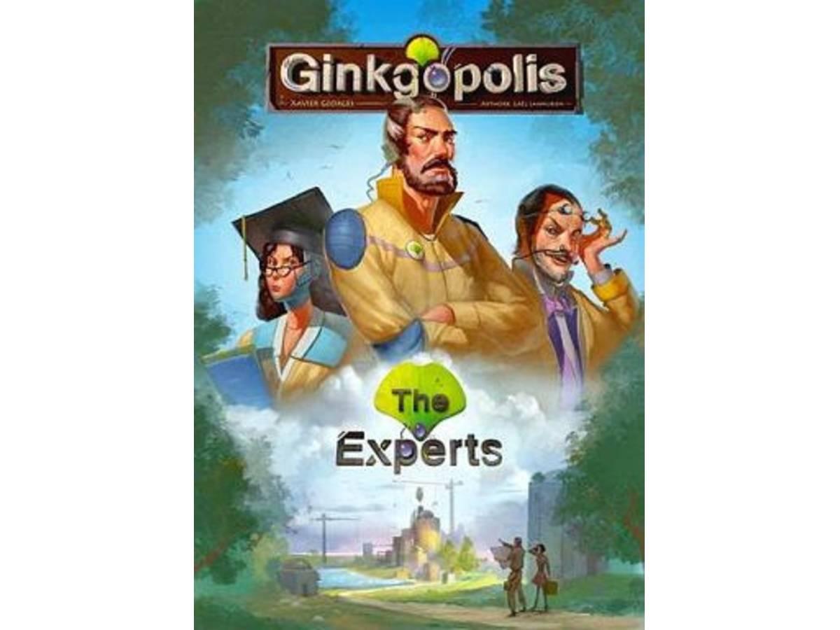 銀杏都市 専門家たち(Ginkgopolis: The Experts)の画像 #38973 TANAKA (datetsu)さん