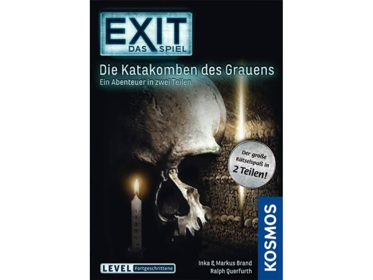脱出:ザ・ゲーム 恐怖のカタコンベ(Exit: The Game – The Catacombs of Horror)の画像 #45853 まつながさん