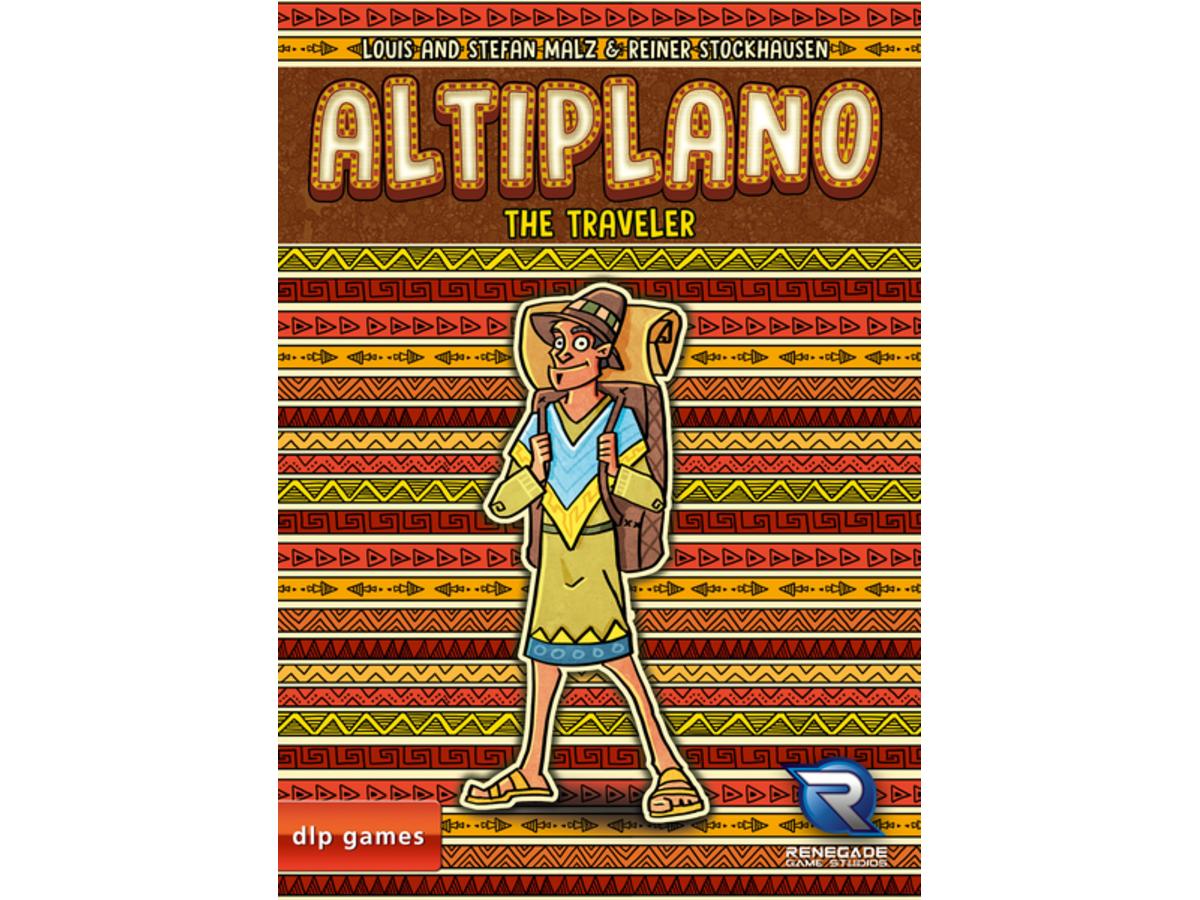 アルティプラーノ:トラベラー(Altiplano: The Traveler)の画像 #46645 まつながさん