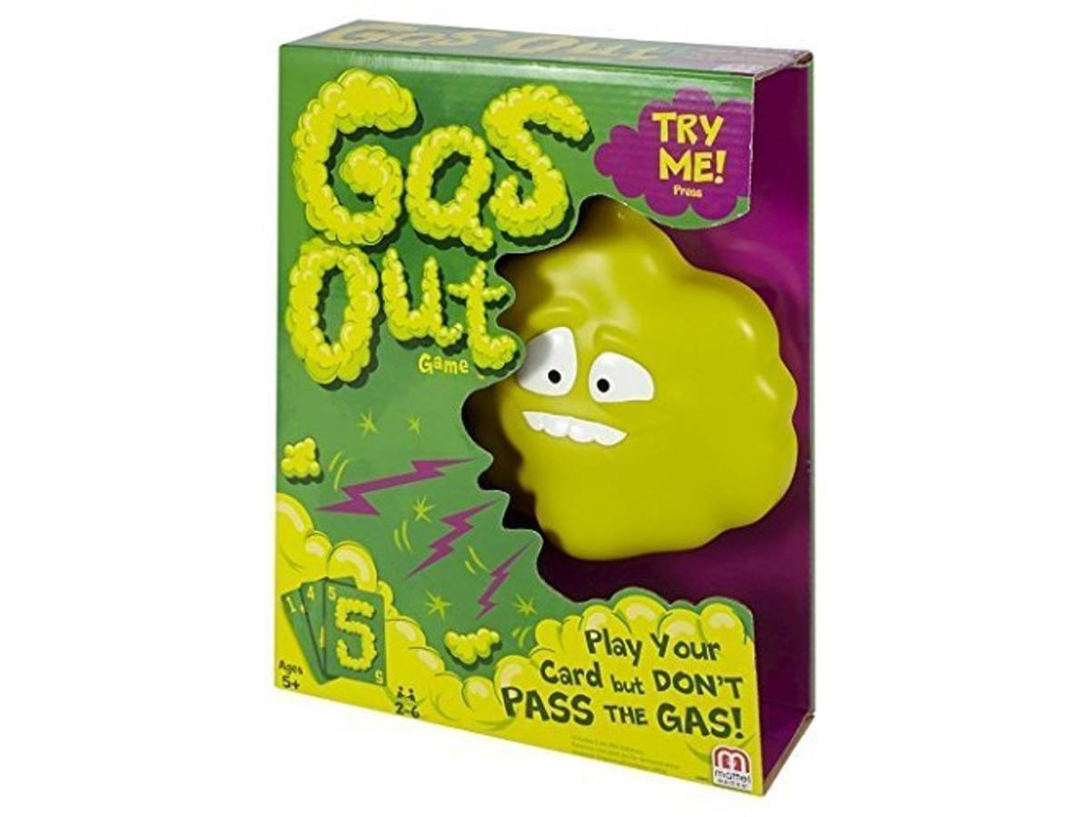 ガスアウト(Gas Out)の画像 #39701 まつながさん