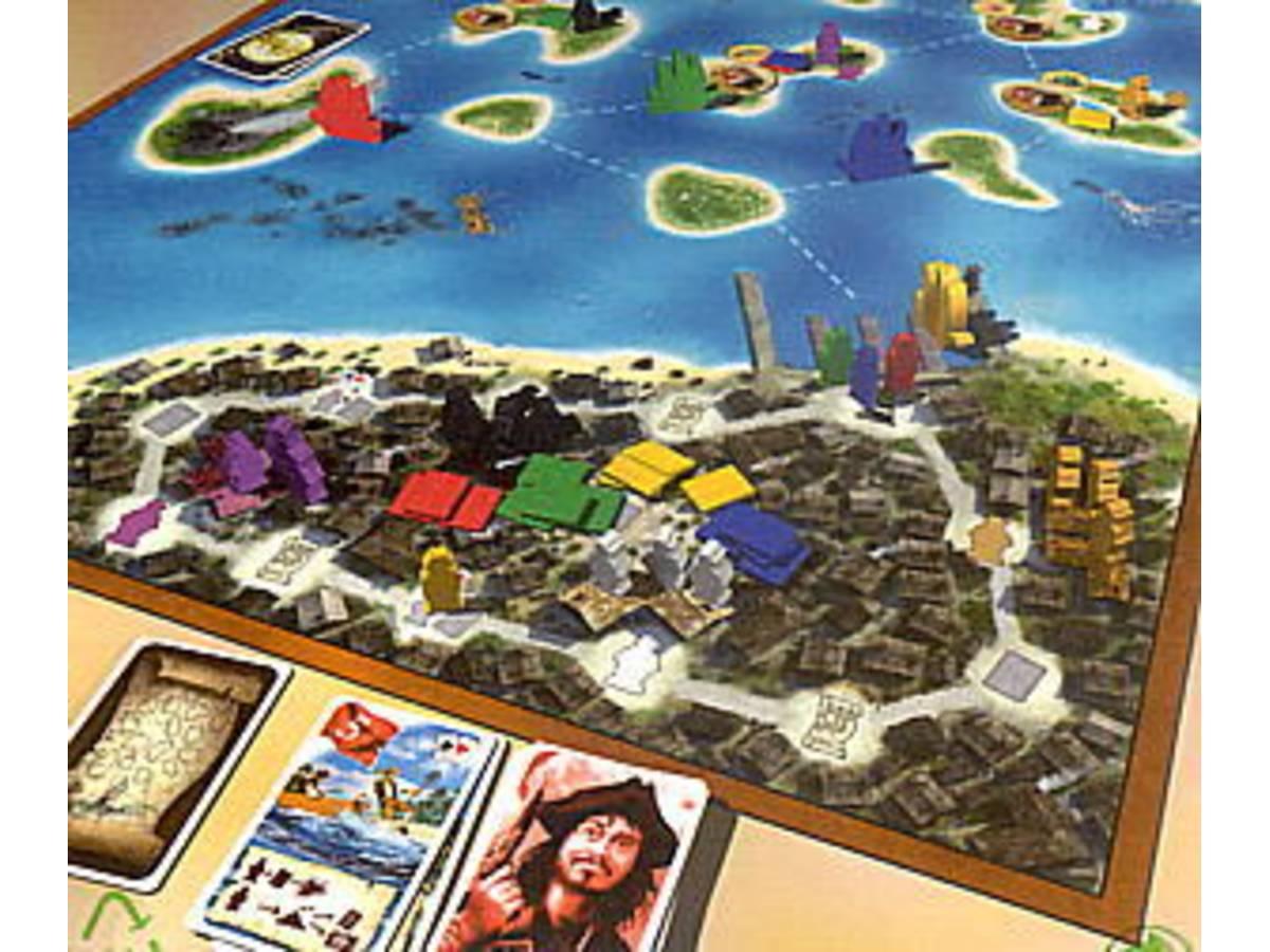 カルタヘナ3:黄金島(Cartagena: Die Goldinsel)の画像 #37908 hanikinuさん