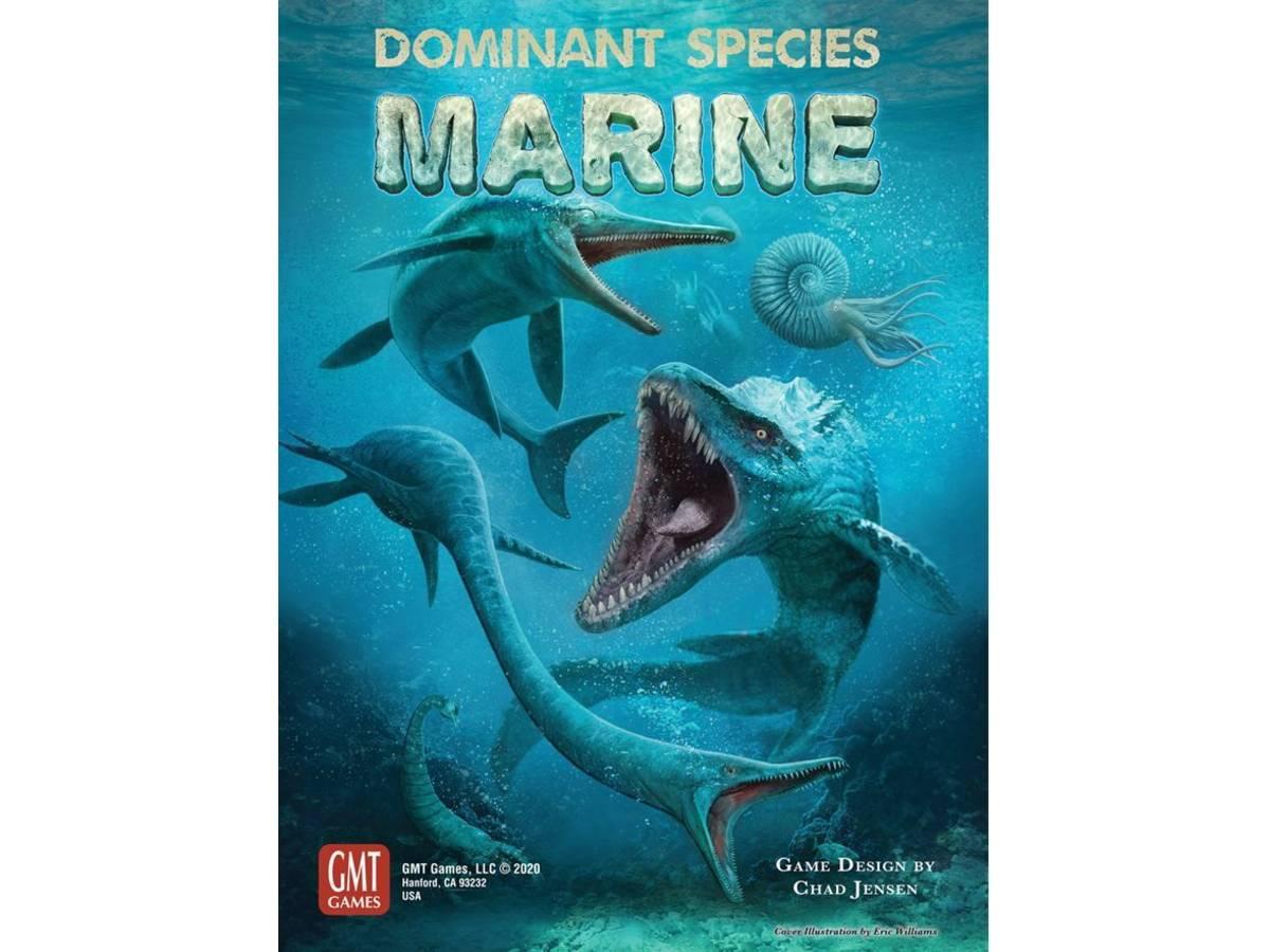 ドミナント・スピーシーズ:マリン(Dominant Species: Marine)の画像 #70095 maroさん