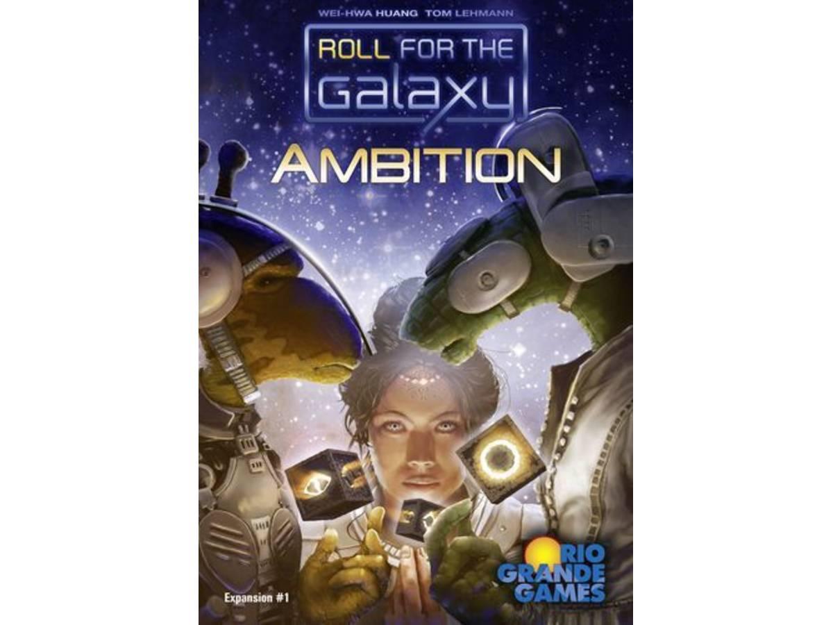 ロール・フォー・ザ・ギャラクシー:野望の果てに(Roll for the Galaxy: Ambition)の画像 #43267 まつながさん