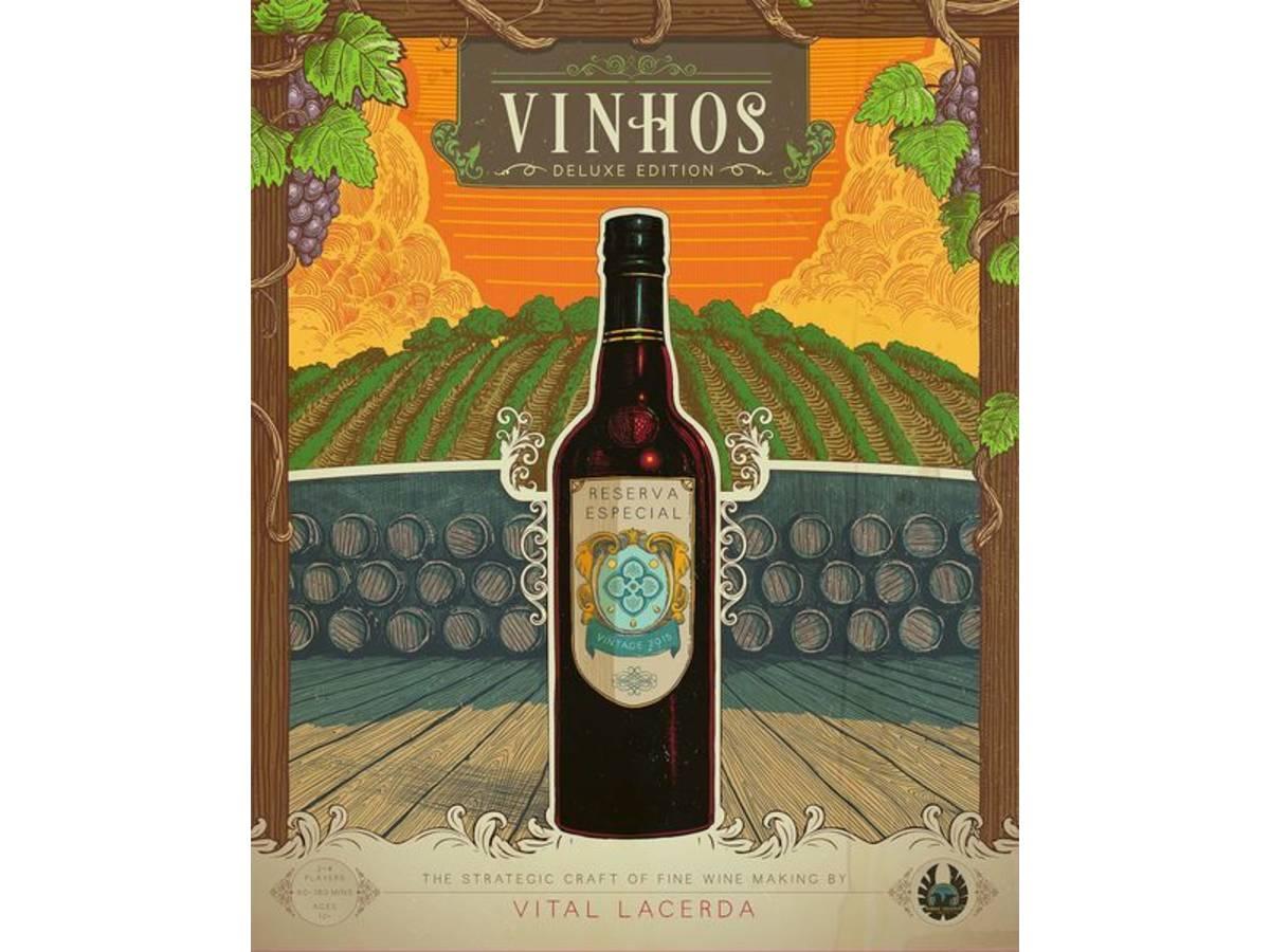 ヴィニョス:デラックス・エディション(Vinhos Deluxe Edition)の画像 #47181 まつながさん