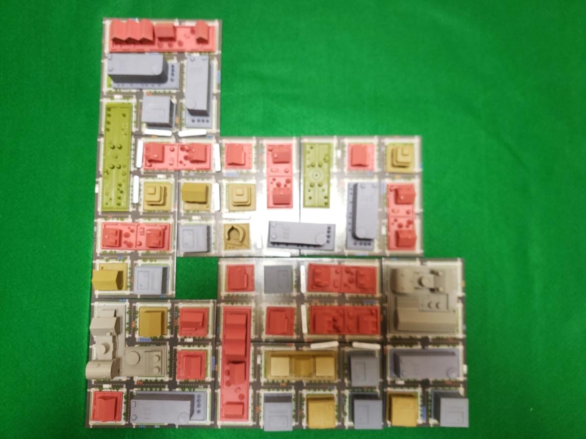 ビッグシティ:20 周年記念版(Big City: 20th Anniversary Jumbo Edition!)の画像 #63472 鉄仙(てっせん)さん