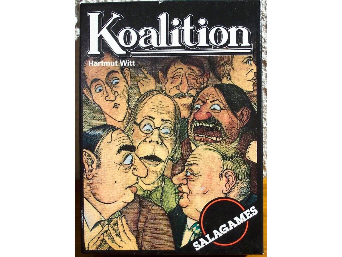 連合政権(Koalition)の画像 #31748 ボドゲーマ運営事務局さん