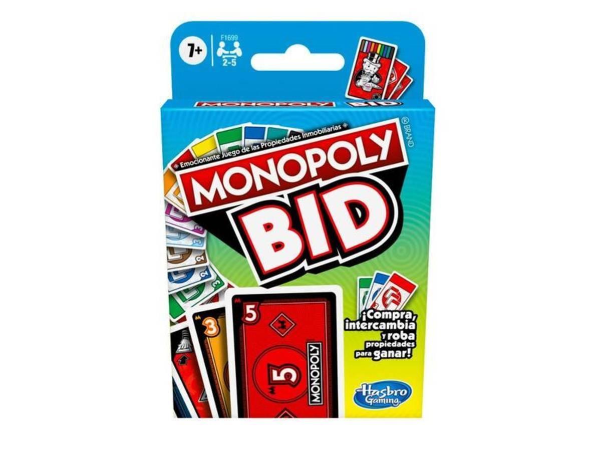 モノポリー ビッド(Monopoly Bid)の画像 #71481 まつながさん