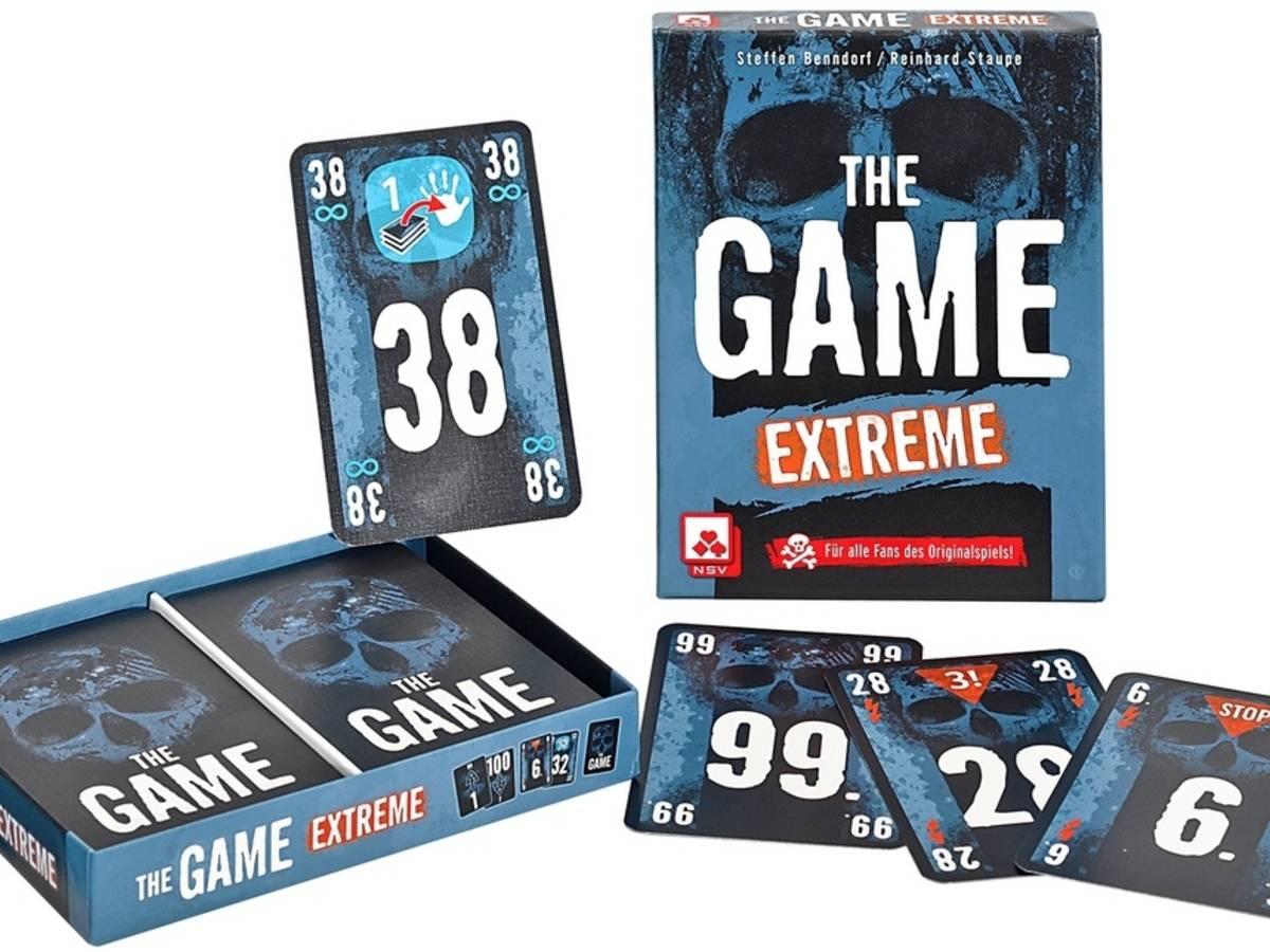 ザ・ゲーム:エクストリーム(The Game: Extreme)の画像 #34678 ボドゲーマ運営事務局さん