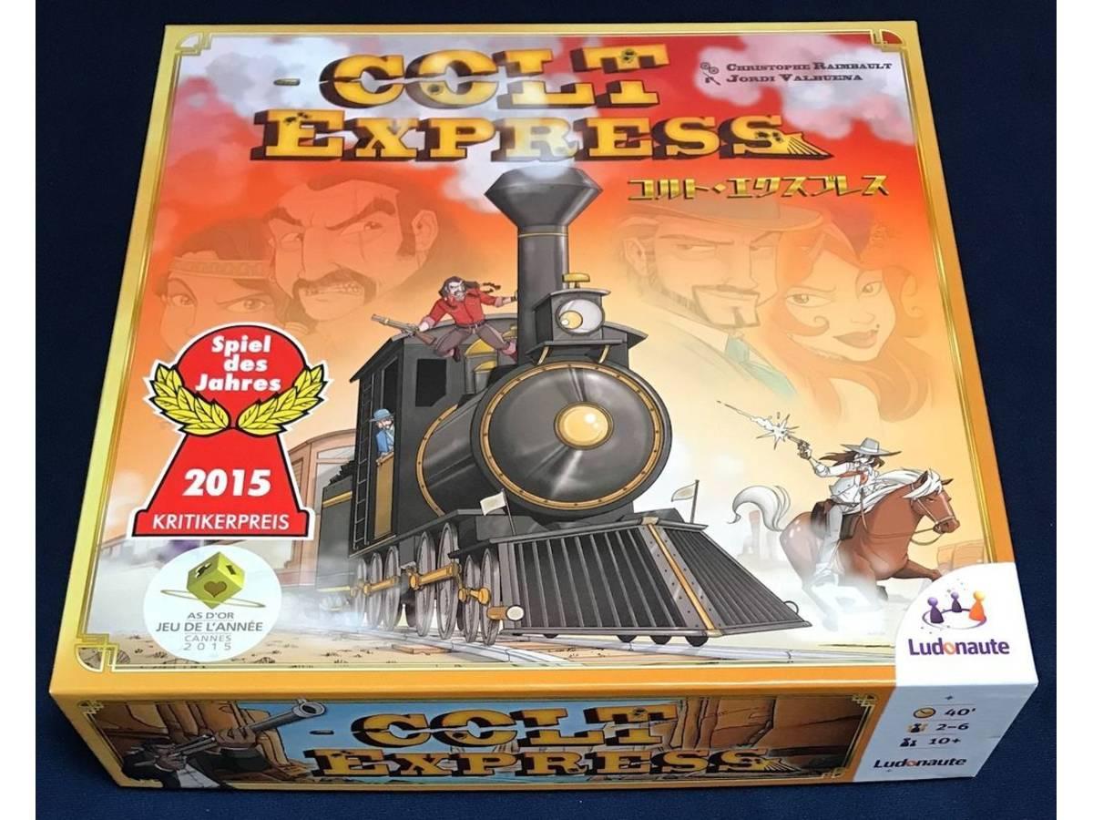 コルトエクスプレス(Colt Express)の画像 #55640 PETさん