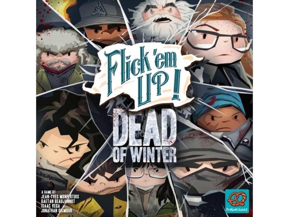 フリッケム・アップ:デッド・オブ・ウィンター(Flick 'em Up!: Dead of Winter)の画像 #39435 まつながさん