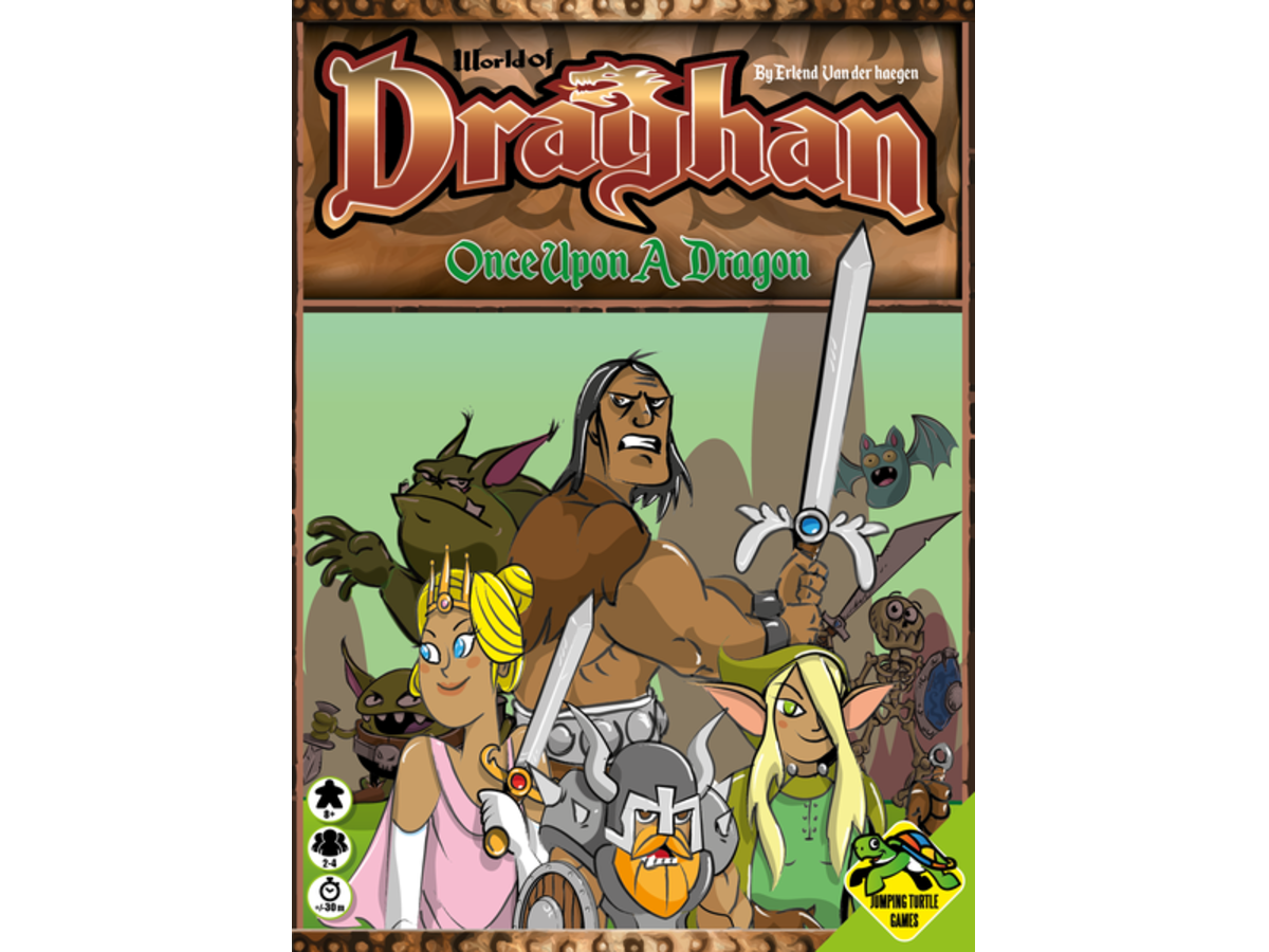 ワールド・オブ・ドラゴン:ワンス・アポン・ア・ドラゴン(World of Draghan: Once Upon a Dragon)の画像 #55395 らめるんさん
