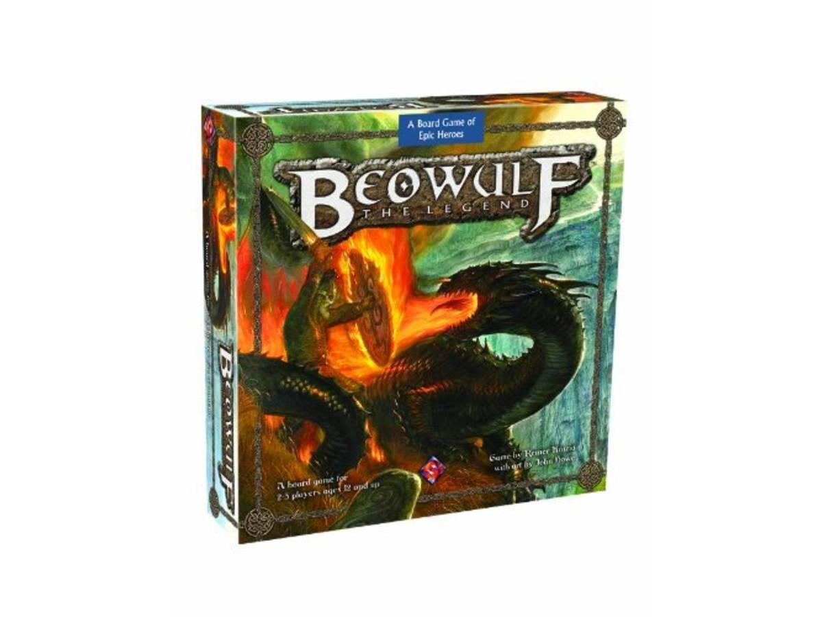 ベオウルフ(Beowulf: The Legend)の画像 #36241 ボドゲーマ運営事務局さん