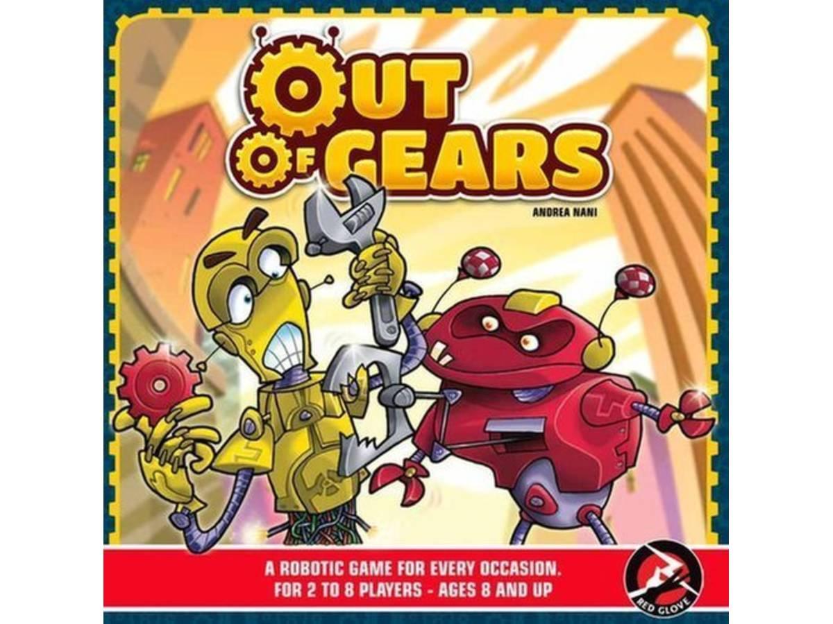 アウト・オブ・ギアーズ(Out of Gears)の画像 #33942 ボドゲーマ運営事務局さん