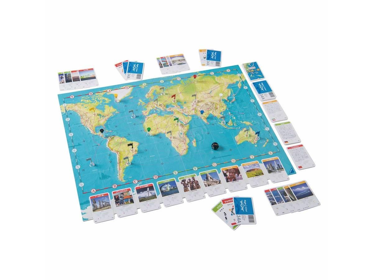 世界一周ゲーム(Weltreise)の画像 #46120 まつながさん