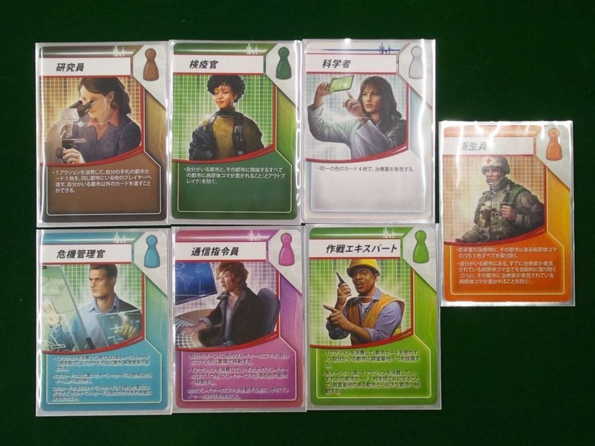 パンデミック:新たなる試練(Pandemic: A New Challenge)の画像 #42817 Itsukiさん