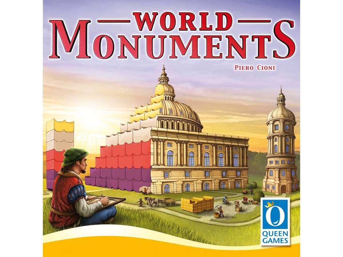 ワールドモニュメント(World Monuments)の画像 #33486 ボドゲーマ運営事務局さん