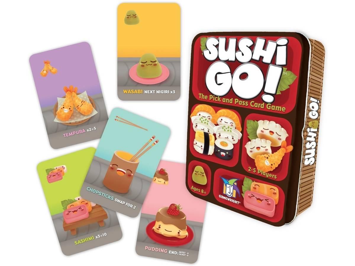 スシゴー(Sushi Go!)の画像 #32613 ボドゲーマ運営事務局さん