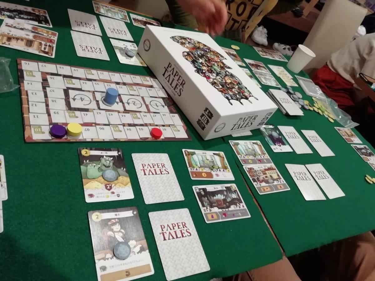 ペーパーテイルズ(Paper Tales)の画像 #48883 Mon Muroさん