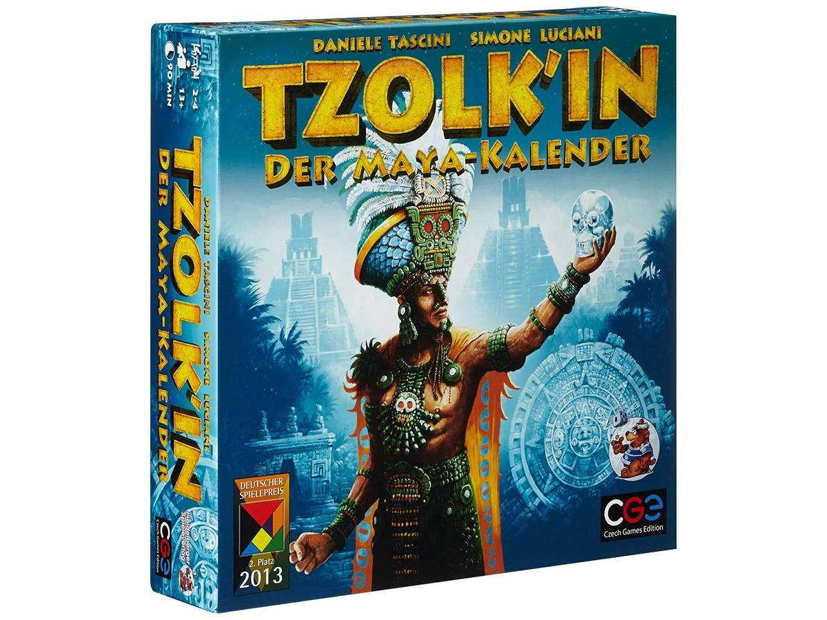 ツォルキン:マヤ神聖歴(Tzolk'in: The Mayan Calendar)の画像 #37746 ボドゲーマ運営事務局さん