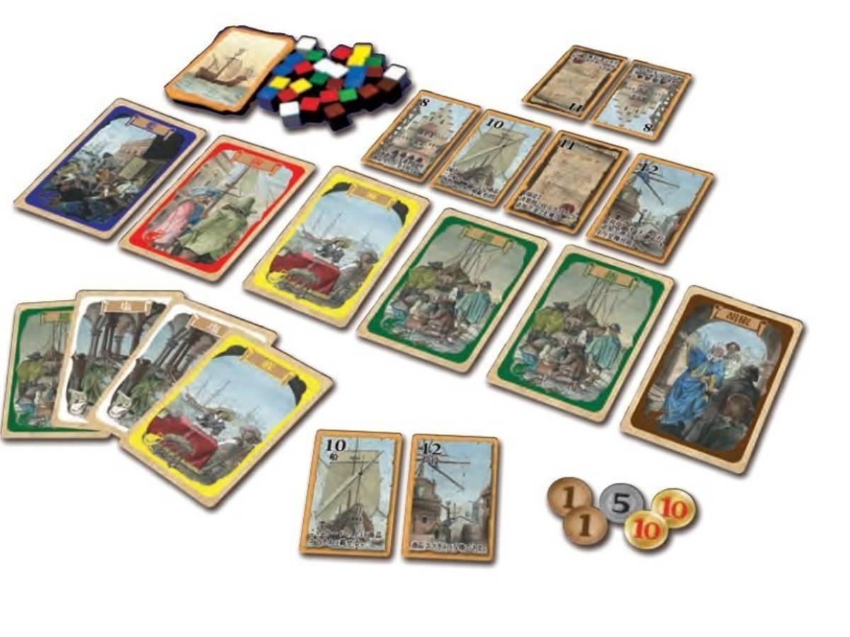 交易王(Merchants)の画像 #31854 ボドゲーマ運営事務局さん