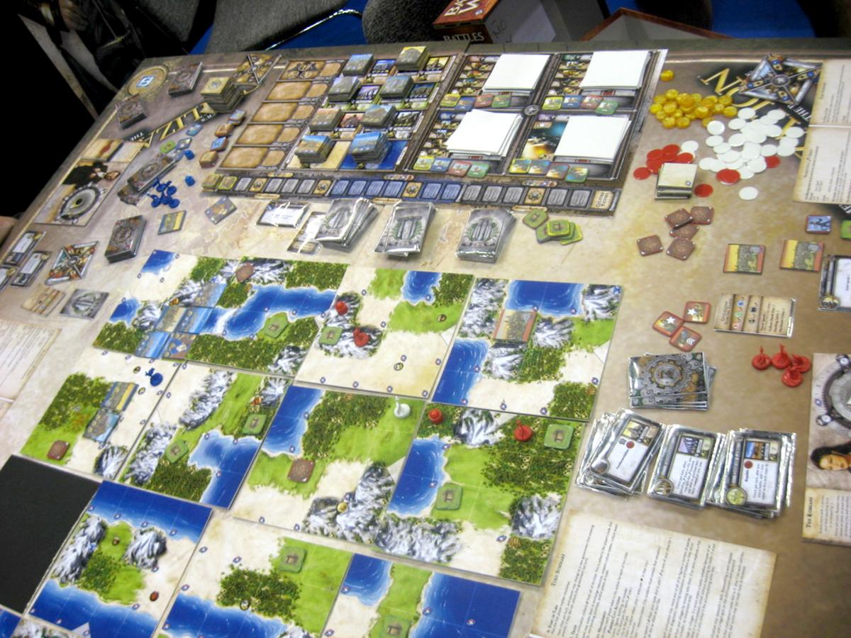 シヴィライゼーション(Sid Meier's Civilization: The Board Game)の画像 #32336 ボドゲーマ運営事務局さん