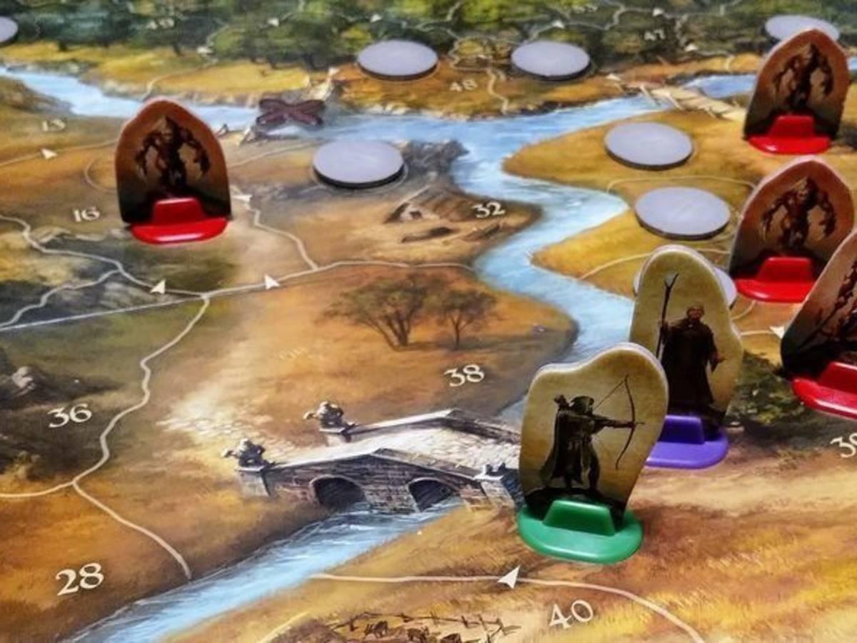 アンドールの伝説(Legends of Andor)の画像 #44505 あーるさん