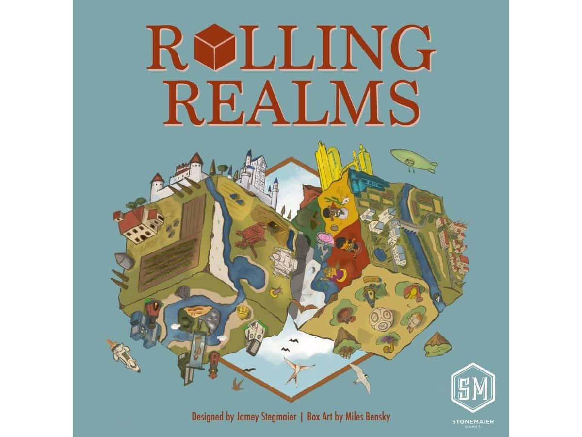 ローリング・レルムス(Rolling Realms)の画像 #62845 まつながさん