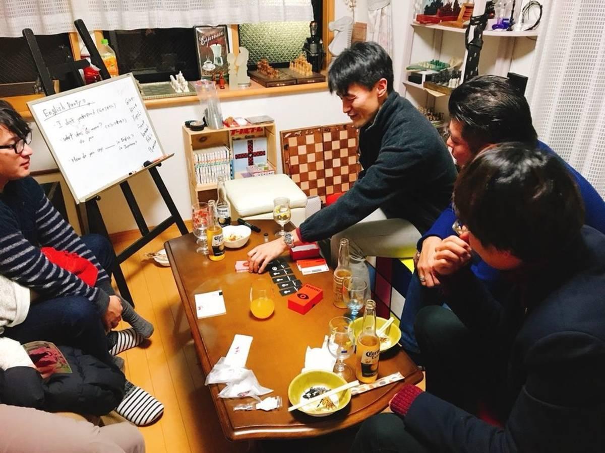 インサイダー・ゲーム(INSIDER GAME)の画像 #49757 Hiroaki  Otaさん