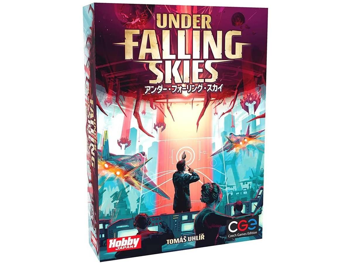 アンダー・フォーリング・スカイ(Under Falling Skies)の画像 #71731 まつながさん