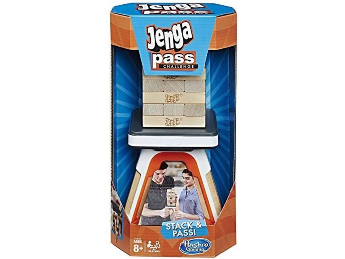 ジェンガ パスチャレンジ(Jenga Pass Challenge)の画像 #53798 まつながさん