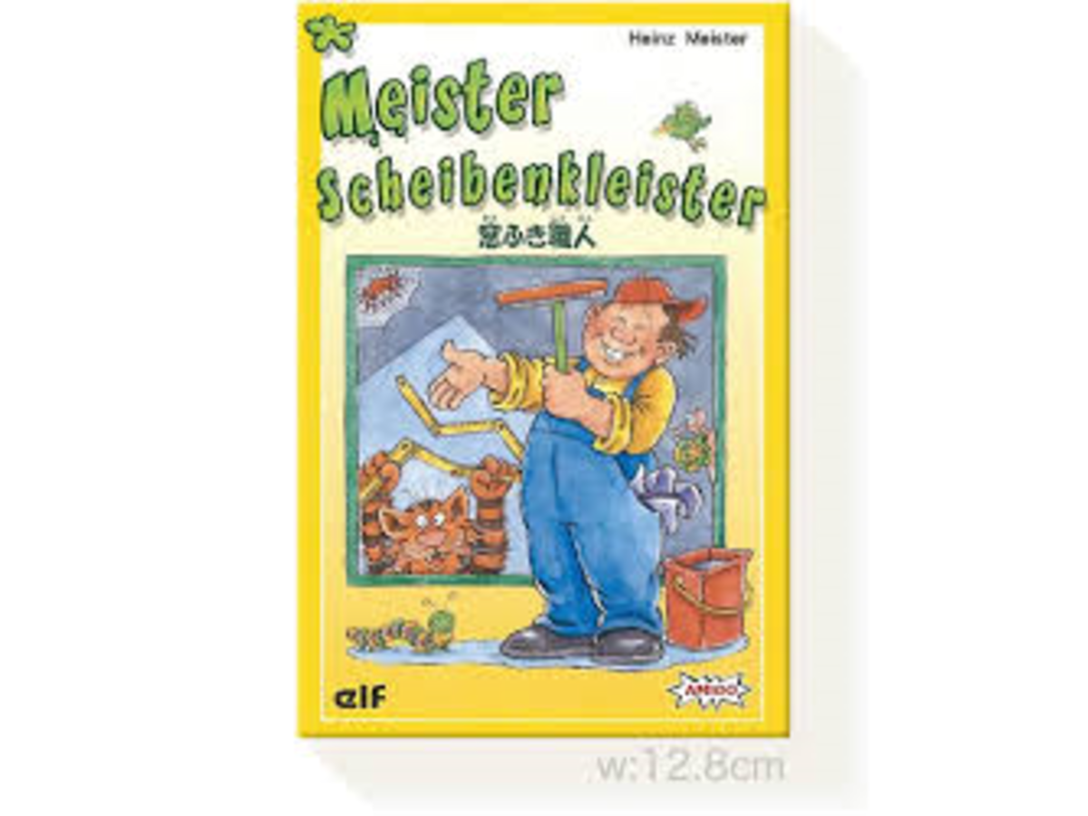 窓ふき職人 / この窓どの窓(Meister Scheibenkleister)の画像 #33716 ちゃいさん