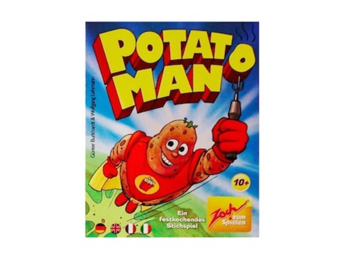 ポテトマン(Potato Man)の画像 #30629 ケントリッヒさん