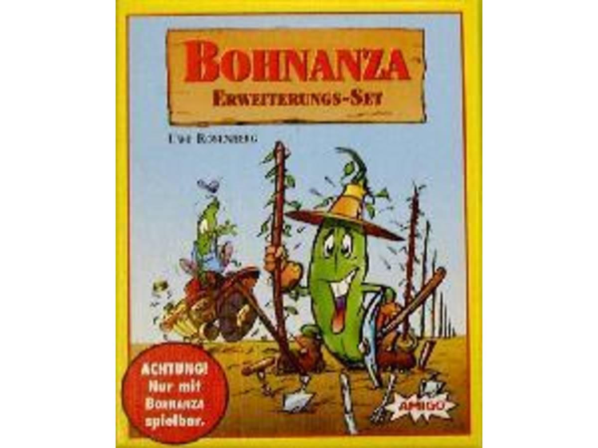 ボーナンザ:拡張セット(Bohnanza Erweiterungs-Set)の画像 #37176 ボドゲーマ運営事務局さん