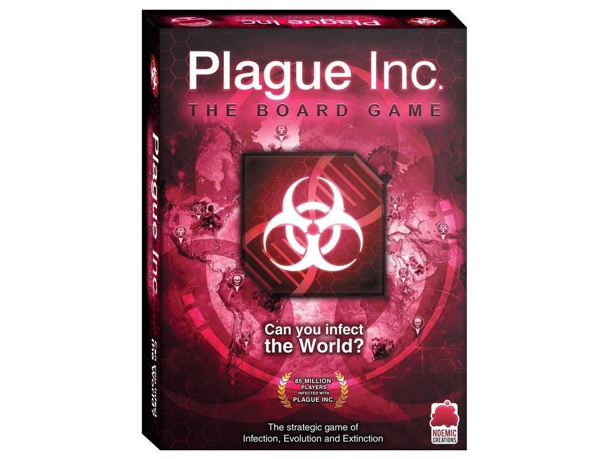 プレイグインク / 伝染病株式会社(Plague Inc: The Board Game)の画像 #36735 まつながさん