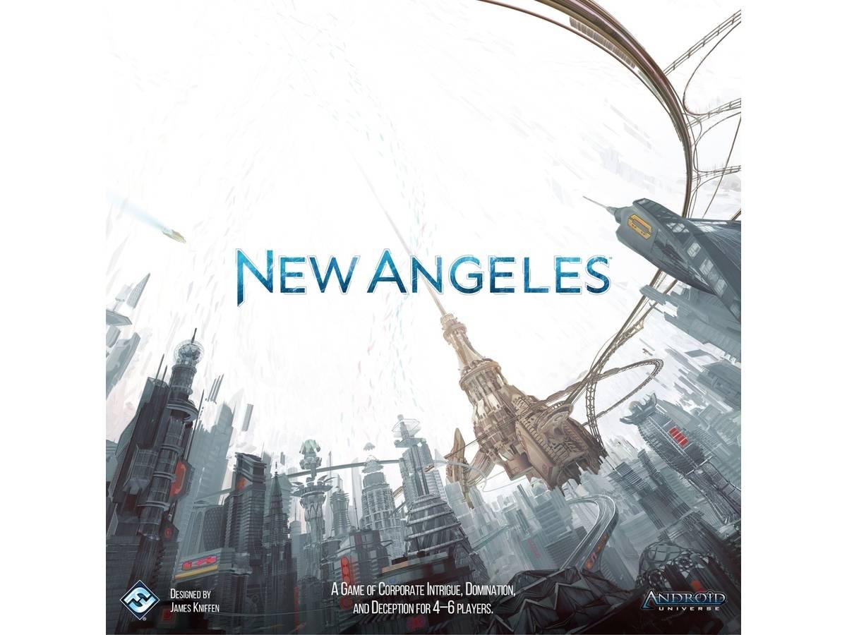 ニュー・エンゼルス(New Angeles)の画像 #35109 ボドゲーマ運営事務局さん