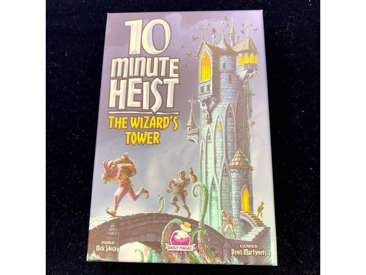 10分盗賊:魔法使いの塔(10 Minute Heist: The Wizard's Tower)の画像 #71211 mkpp @UPGS:Sさん