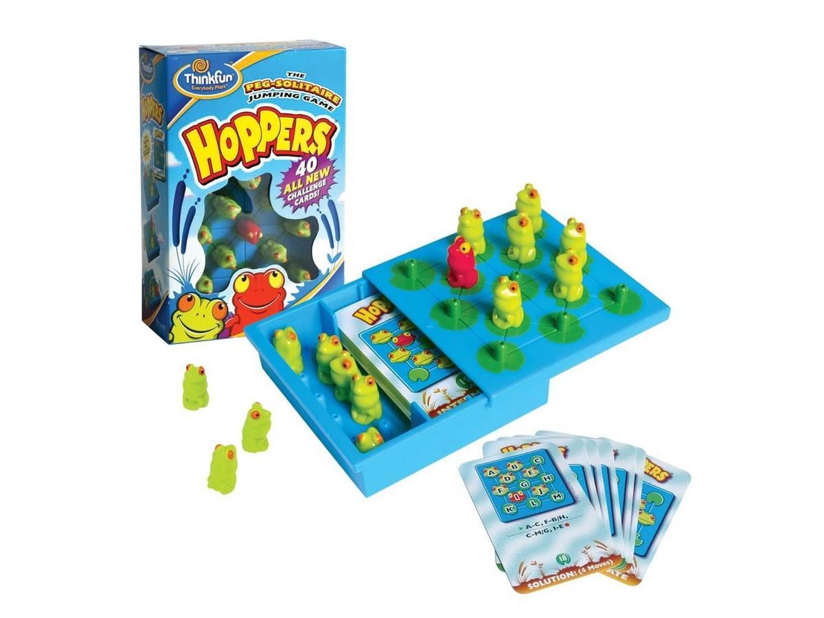 ホッパーズ(HOPPERS)の画像 #33536 ボドゲーマ運営事務局さん