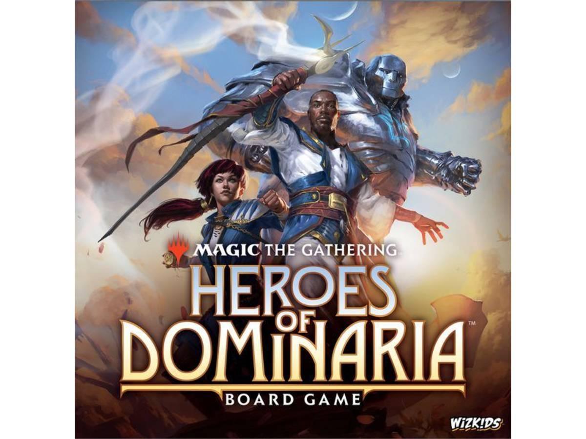 ヒーローズ・オブ・ドミナリア(Magic: The Gathering – Heroes of Dominaria Board Game)の画像 #55198 まつながさん
