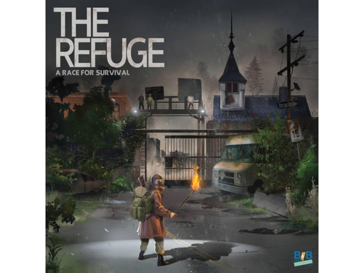 ザ・レフュージ:生存競争(The Refuge: A Race for Survival )の画像 #37636 まつながさん