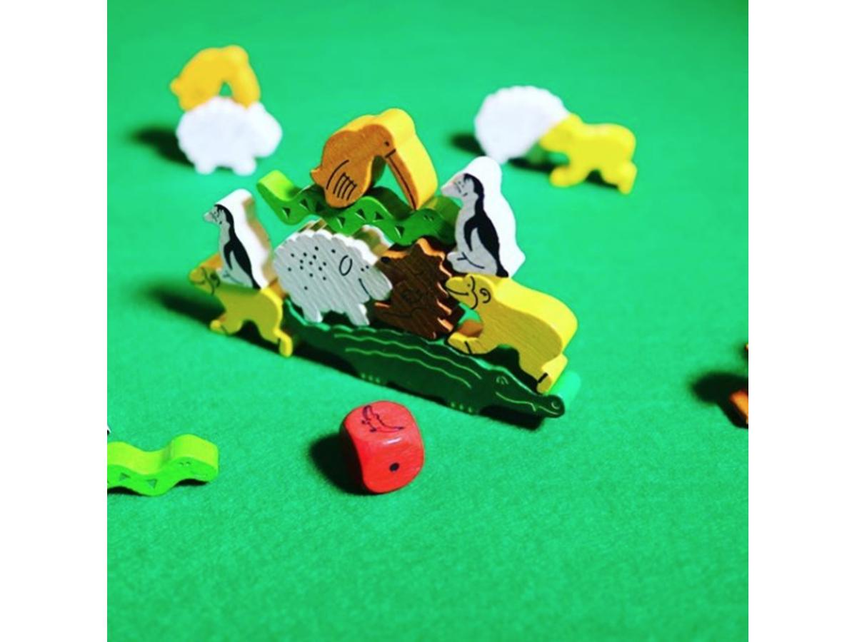 ワニに乗る?(Tier auf Tier)の画像 #47975 Naoki Takahashiさん