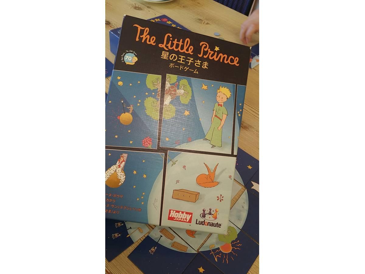 星の王子さま ボードゲーム(The Little Prince: Make Me a Planet)の画像 #32363 翠さん