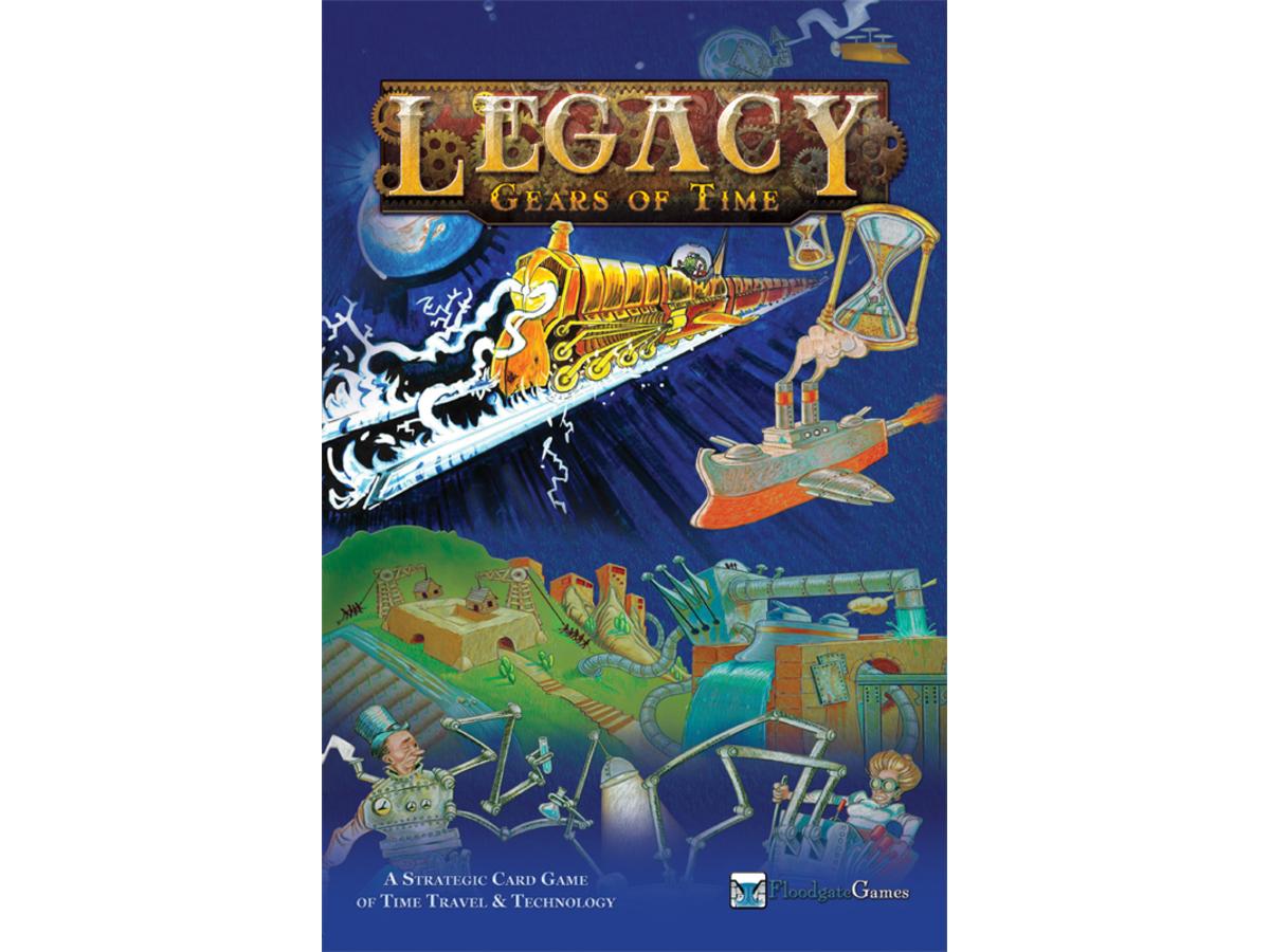 レガシー:時の歯車(Legacy: Gears of Time)の画像 #37782 ツルキさん