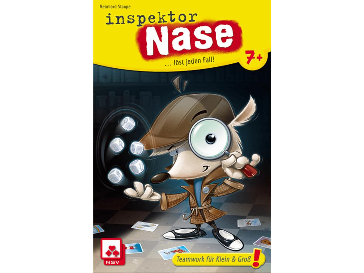 インスペクターノーズ ハナ利きの探偵(Inspektor Nase)の画像 #70125 まつながさん