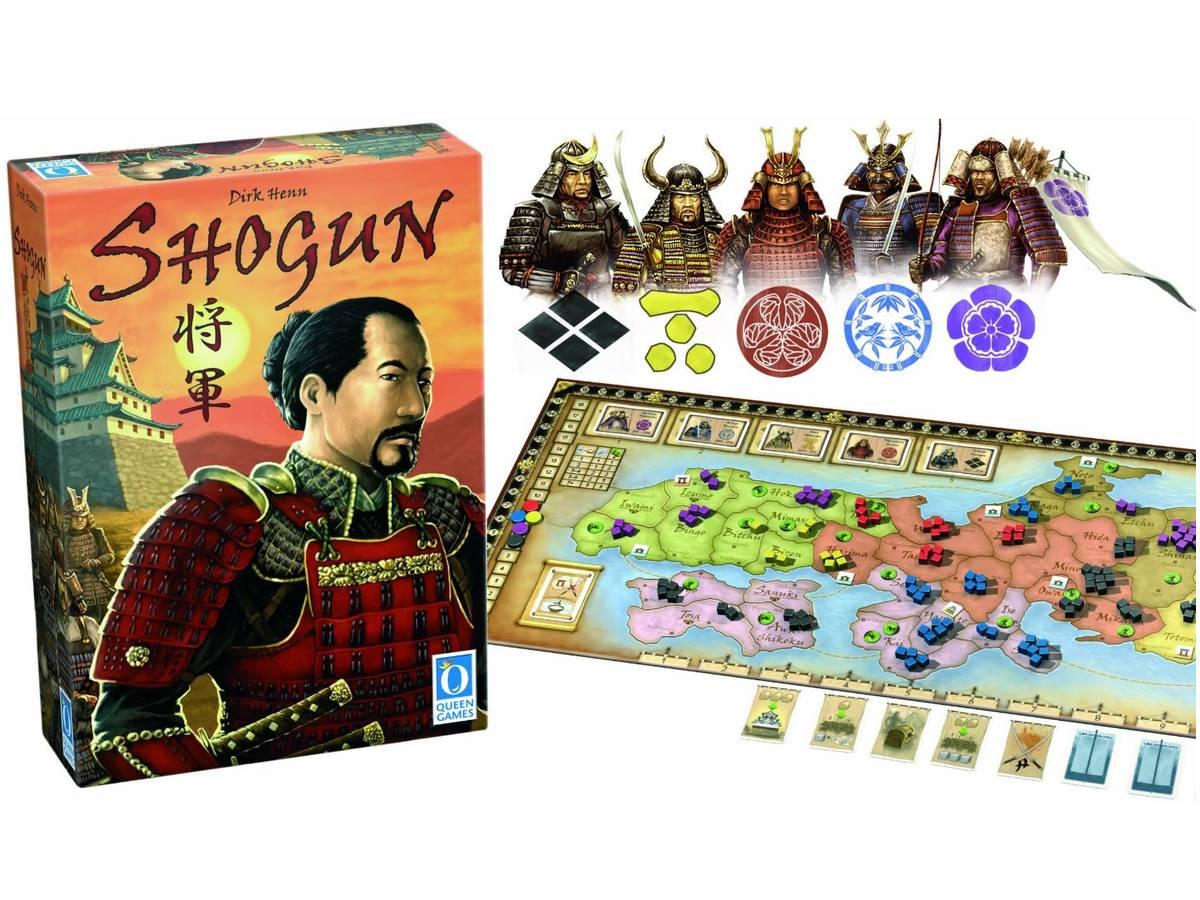 将軍(Shogun)の画像 #31574 ボドゲーマ運営事務局さん