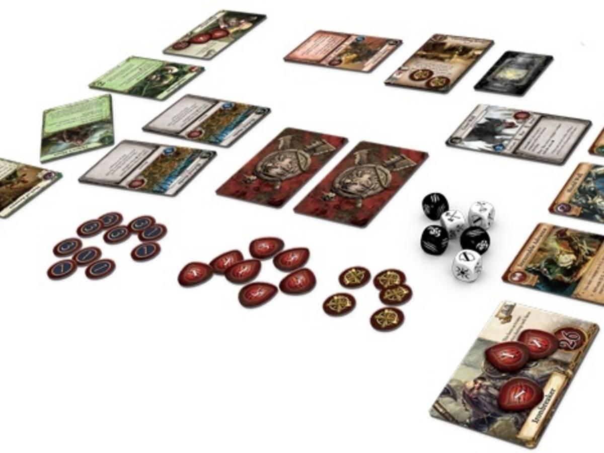 ウォーハンマー・クエスト:カードゲーム(Warhammer Quest: The Adventure Card Game)の画像 #33413 ボドゲーマ運営事務局さん