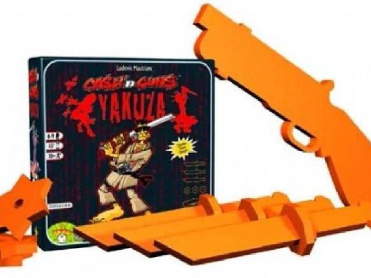 キャッシュ&ガンズ ヤクザ(Cash 'n Guns: Yakuzas)の画像 #31170 ケントリッヒさん