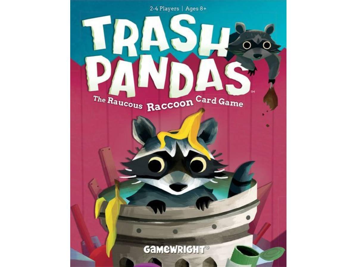 ゴミ箱パンダ(Trash Pandas)の画像 #50585 まつながさん